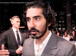 The Personal History Of David Copperfield Premiere 1