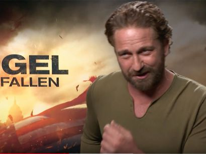 Angel Has Fallen Interview
