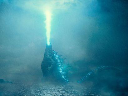 Godzilla Iiking Of The Monsters 1