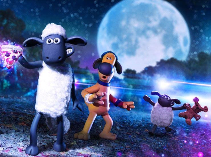 Shaun The Sheep Movie Farmaggedon 1