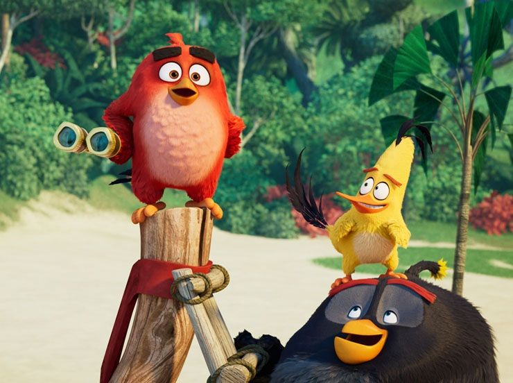 The Angry Birds Movie2 1