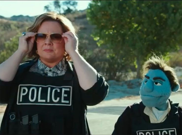 The Happy Time Murders 1