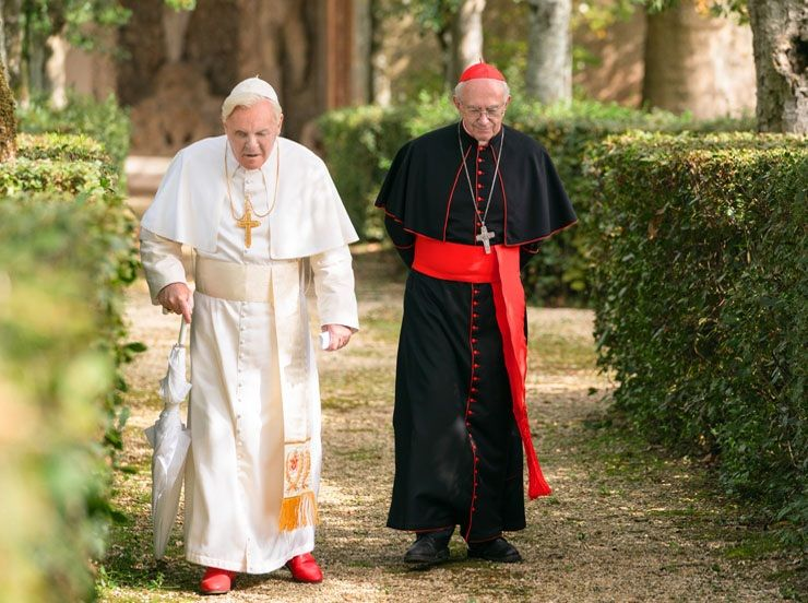 The Two Popes 1